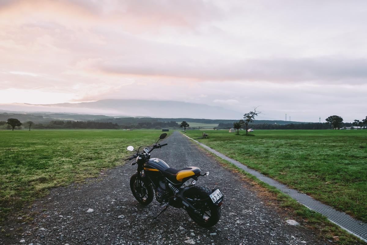 Scrambler Ducati