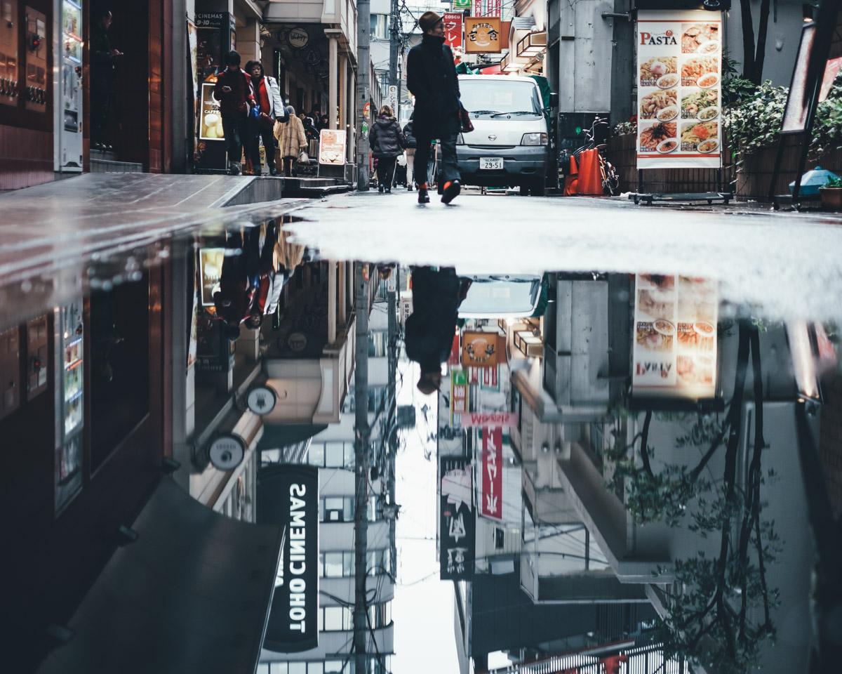 ストリートフォトグラフィー