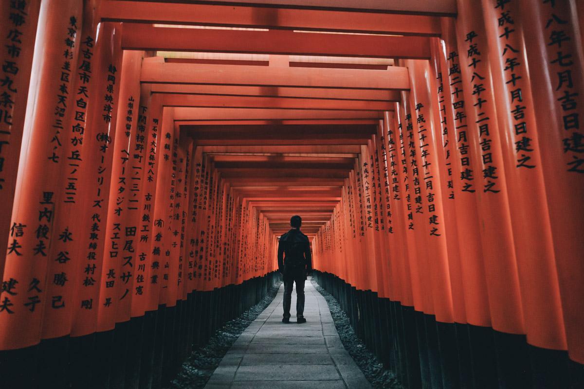 Photograherin Kyoto