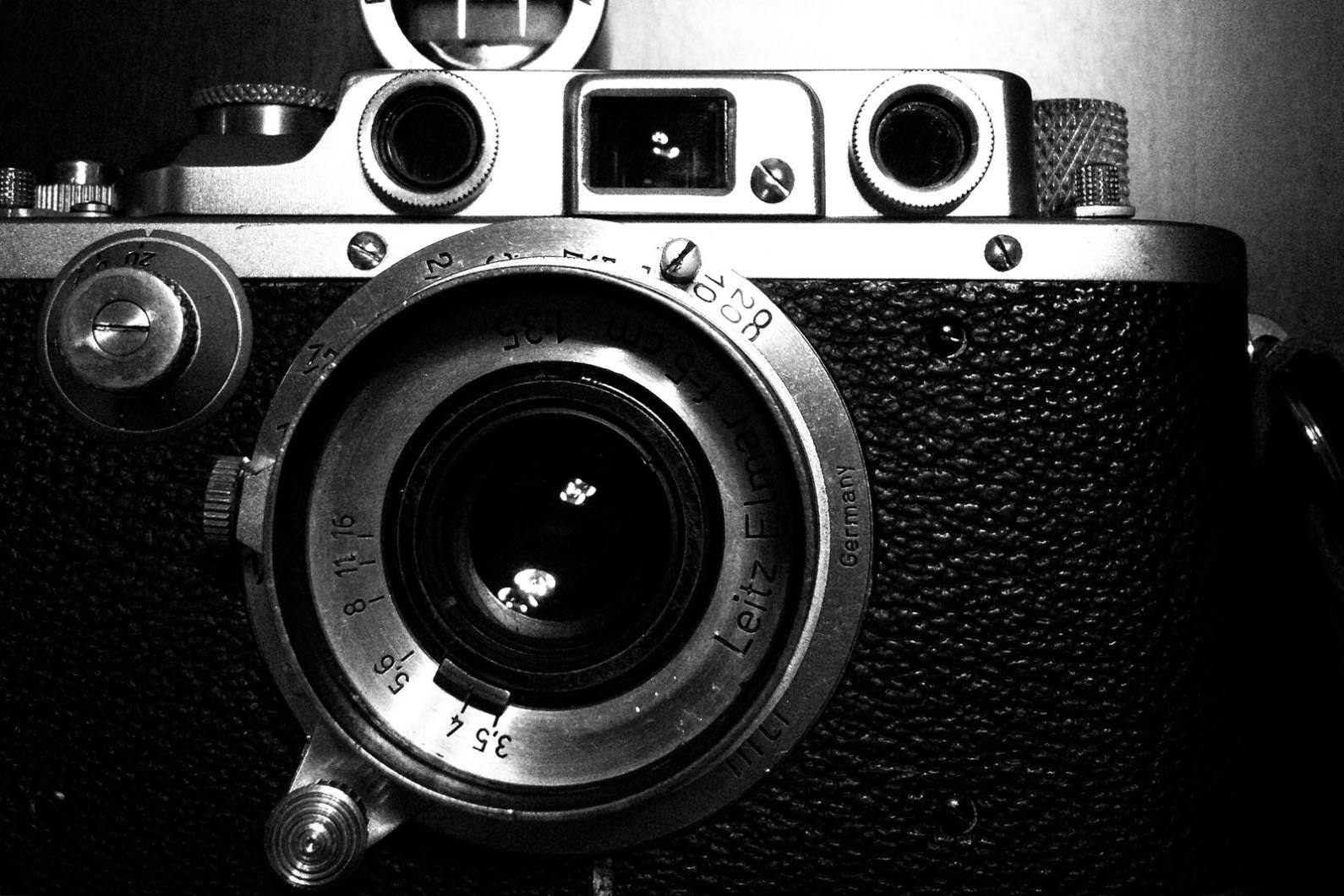 Ernst Leitz Elmar 50mm F3.5